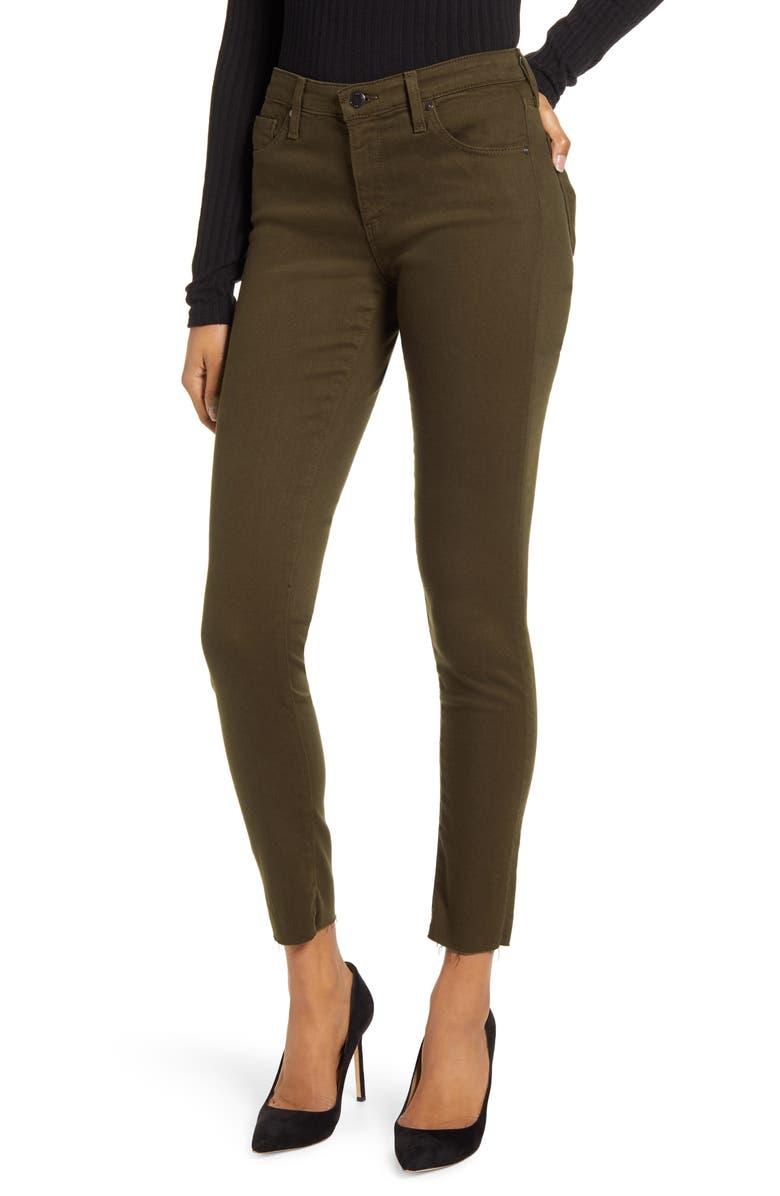 AG The Legging Ankle Super Skinny Jeans, Main, color, NOTTING VINE