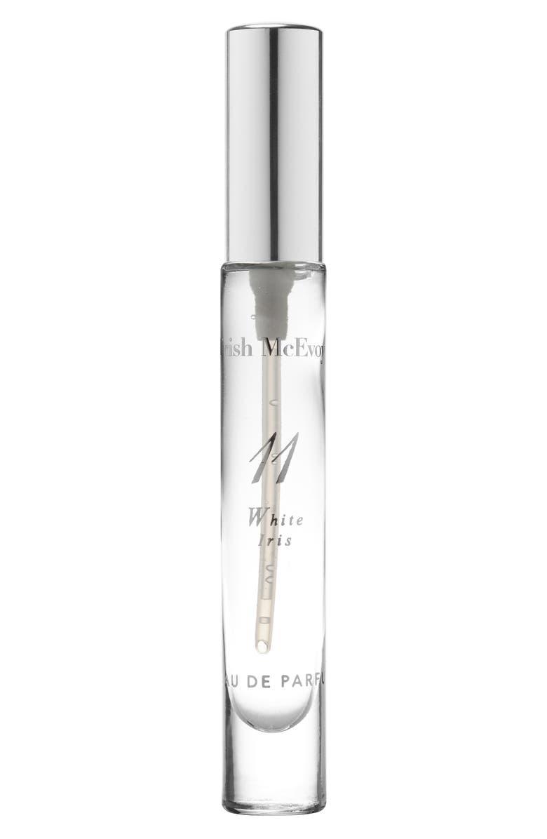 TRISH MCEVOY No. 11 White Iris Eau de Parfum Pen Spray, Main, color, NO COLOR