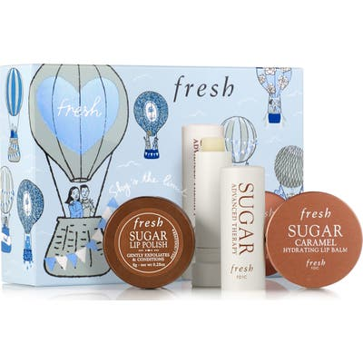 Fresh Sugar On The Go Travel Size Lip Set