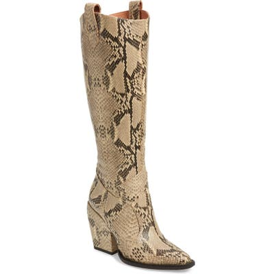 Alias Mae Wesley Western Knee High Boot