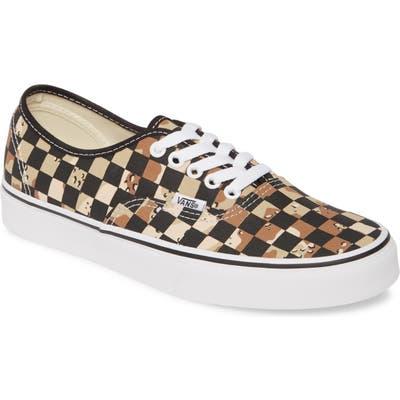 Vans Ua Authentic Sneaker- Brown