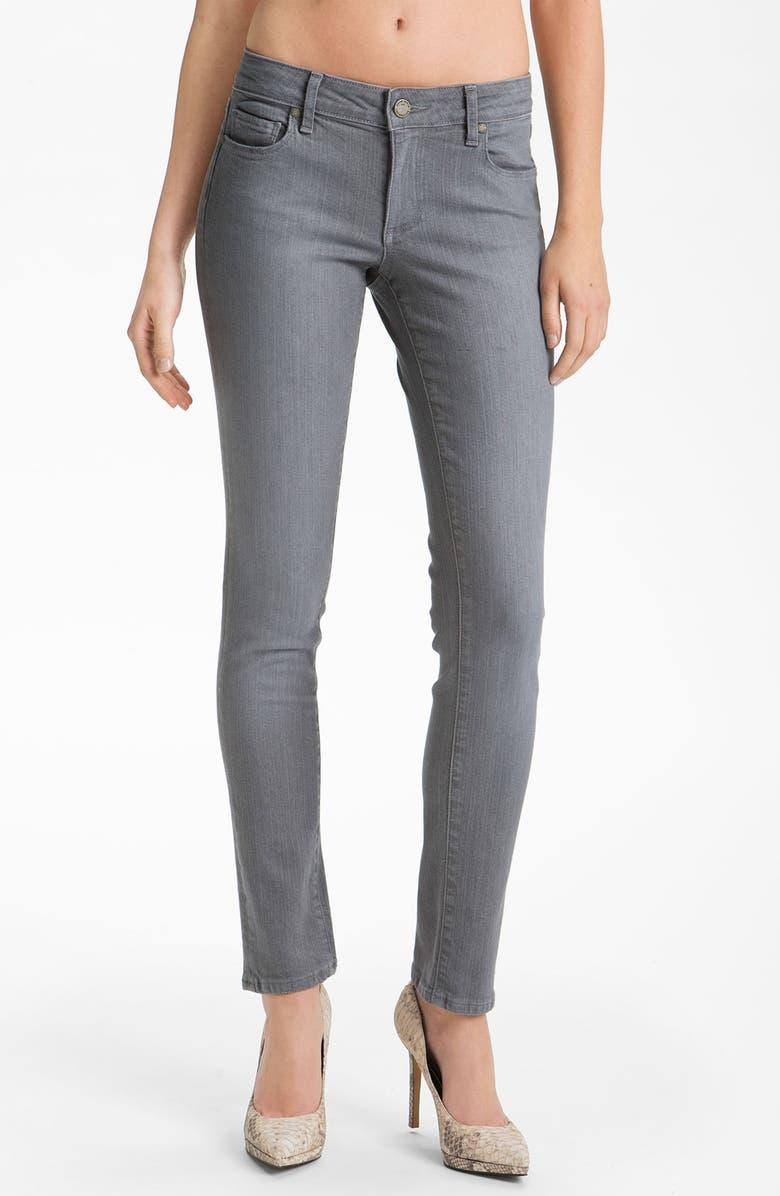 PAIGE Denim 'Skyline' Skinny Jeans, Main, color, 020