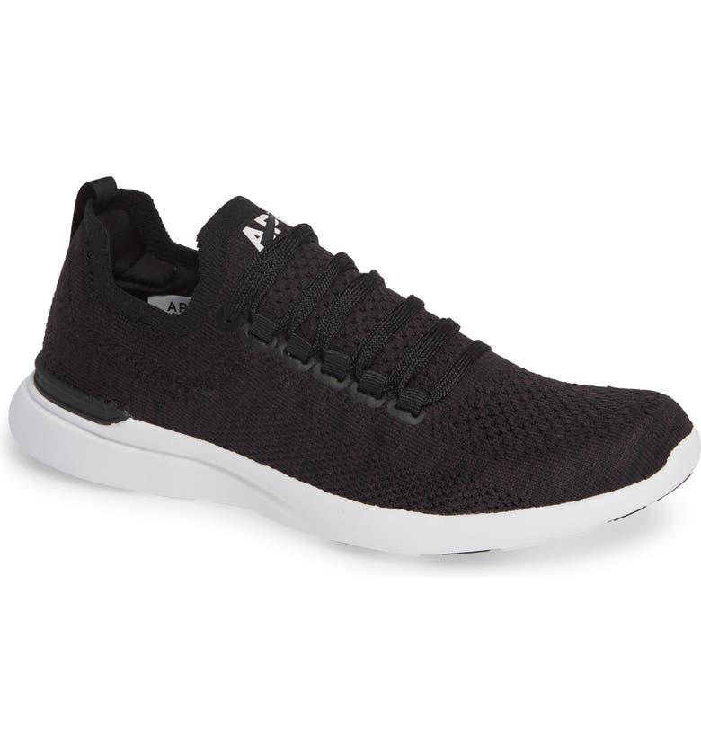 APL TechLoom Breeze Knit Running Shoe, Main, color, 001