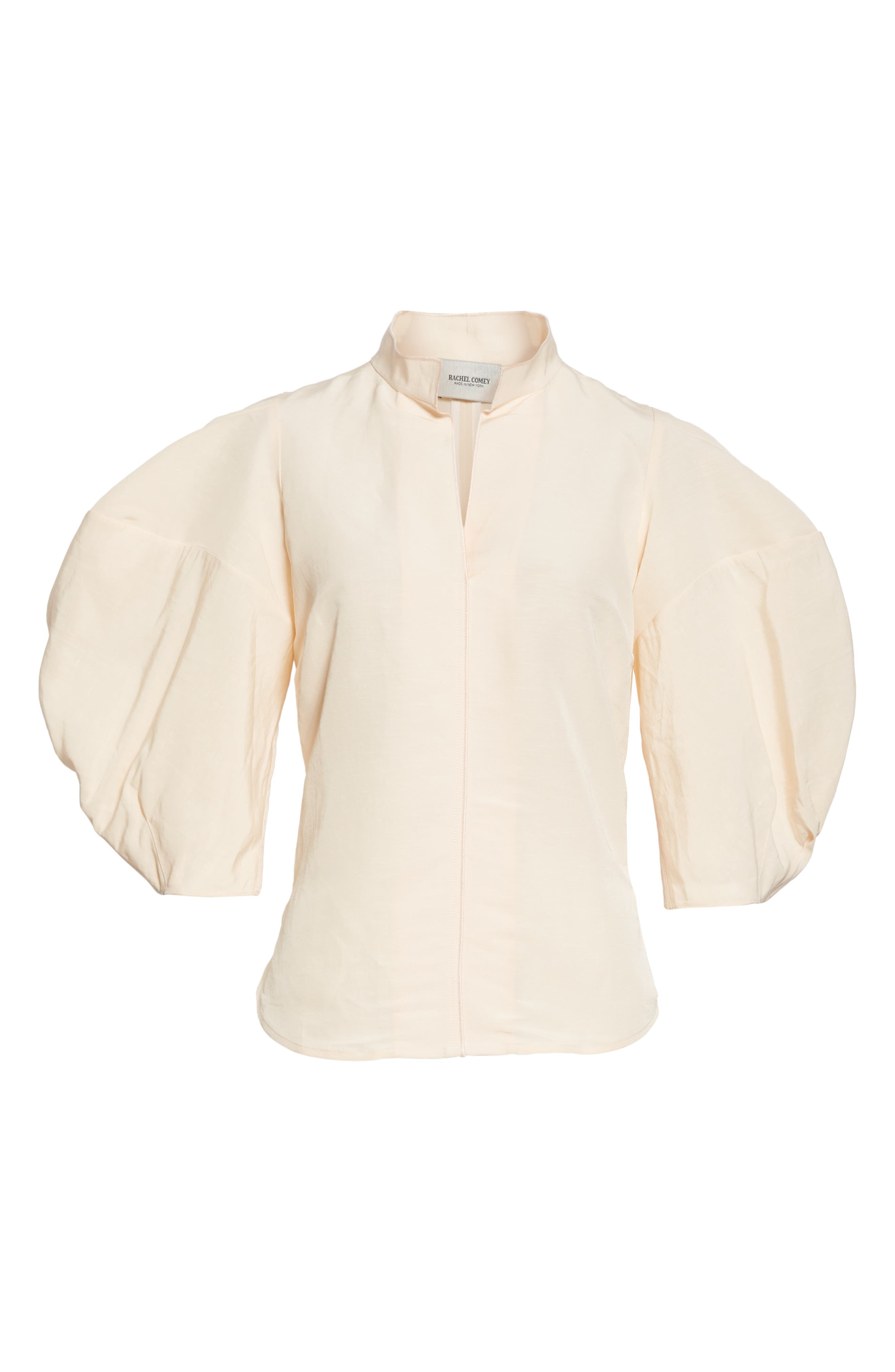 ,                             Amplus Top,                             Alternate thumbnail 6, color,                             OYSTER