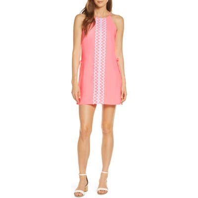 Lilly Pulitzer Pearl Romper Dress, Pink
