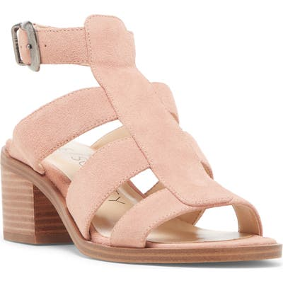 Sole Society Tenlyn Strappy Sandal, Pink