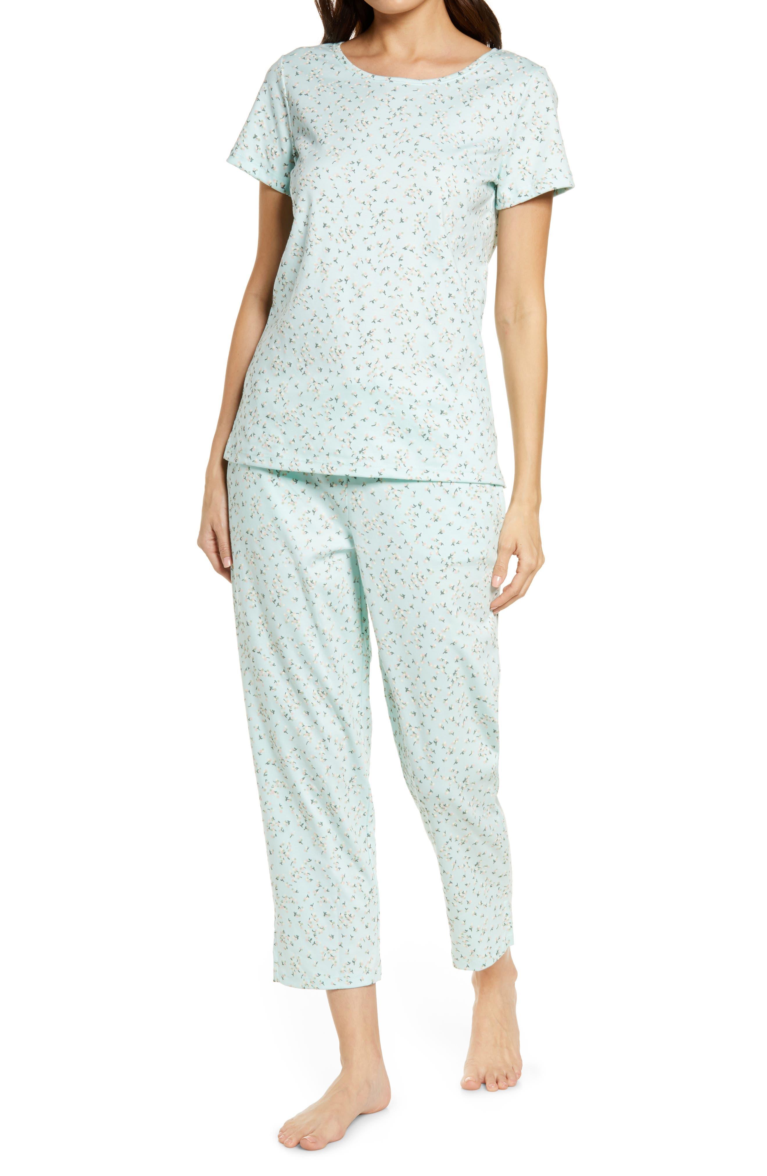 Supima Cotton Crop Pajamas