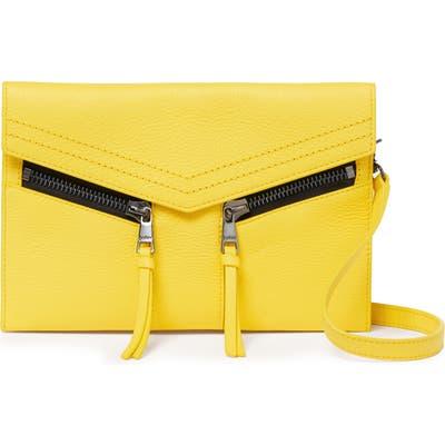 Botkier Trigger Crossbody Bag - Yellow
