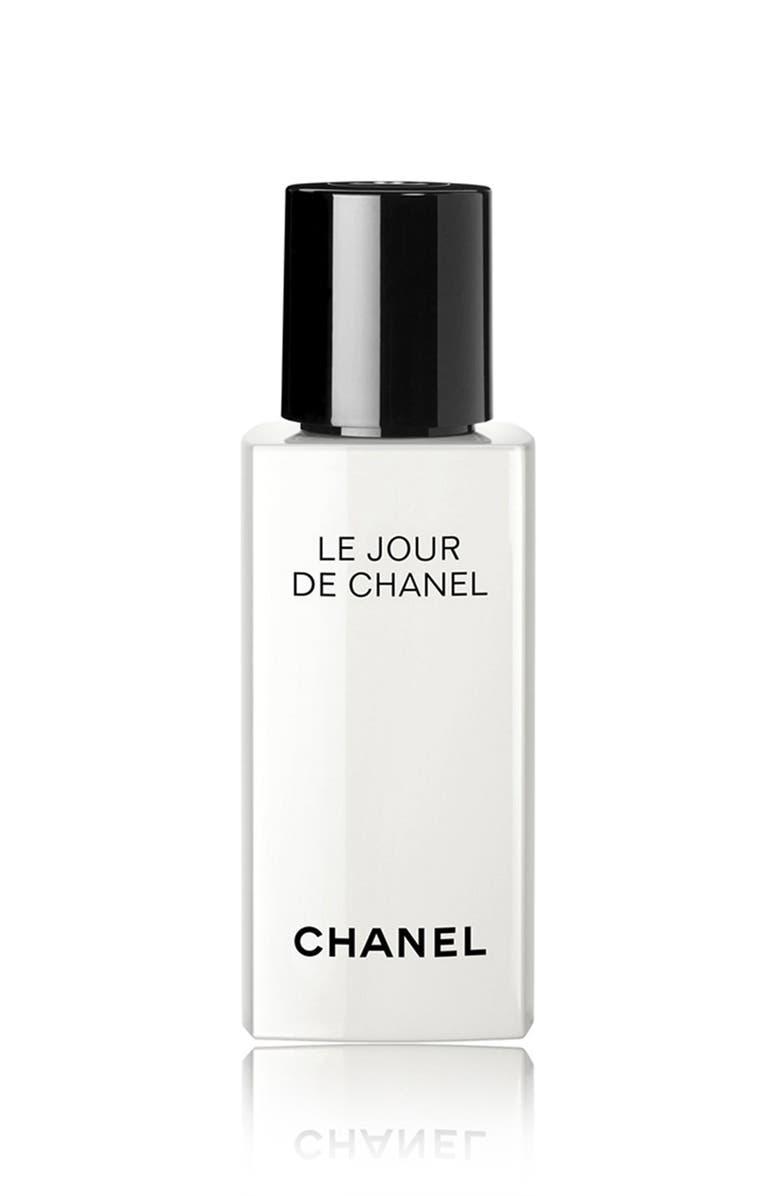 CHANEL LE JOUR DE CHANEL <br />Morning Reactivating Face Care, Main, color, NO COLOR
