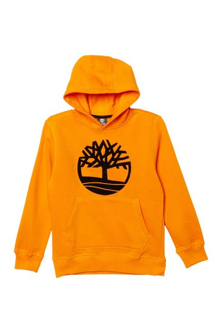 Image of Timberland Smith Chest Logo Hoodie