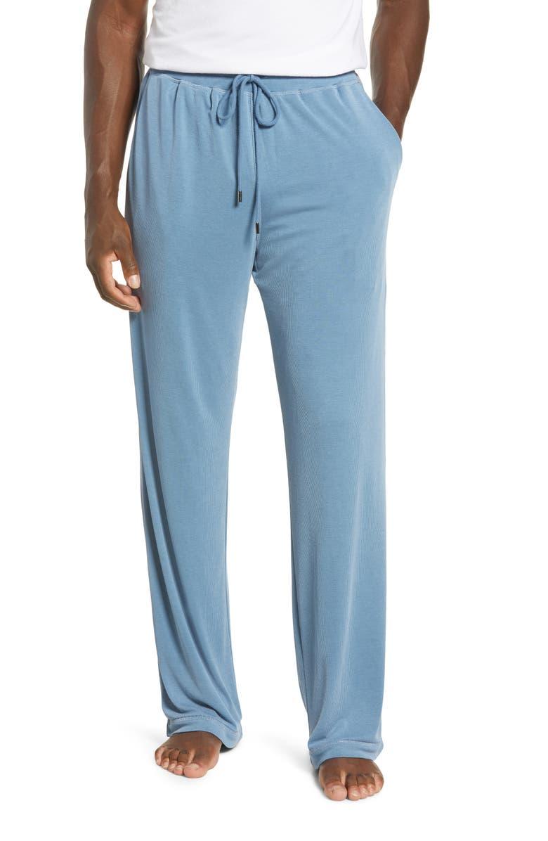 DANIEL BUCHLER Modal Blend Lounge Pants, Main, color, 400