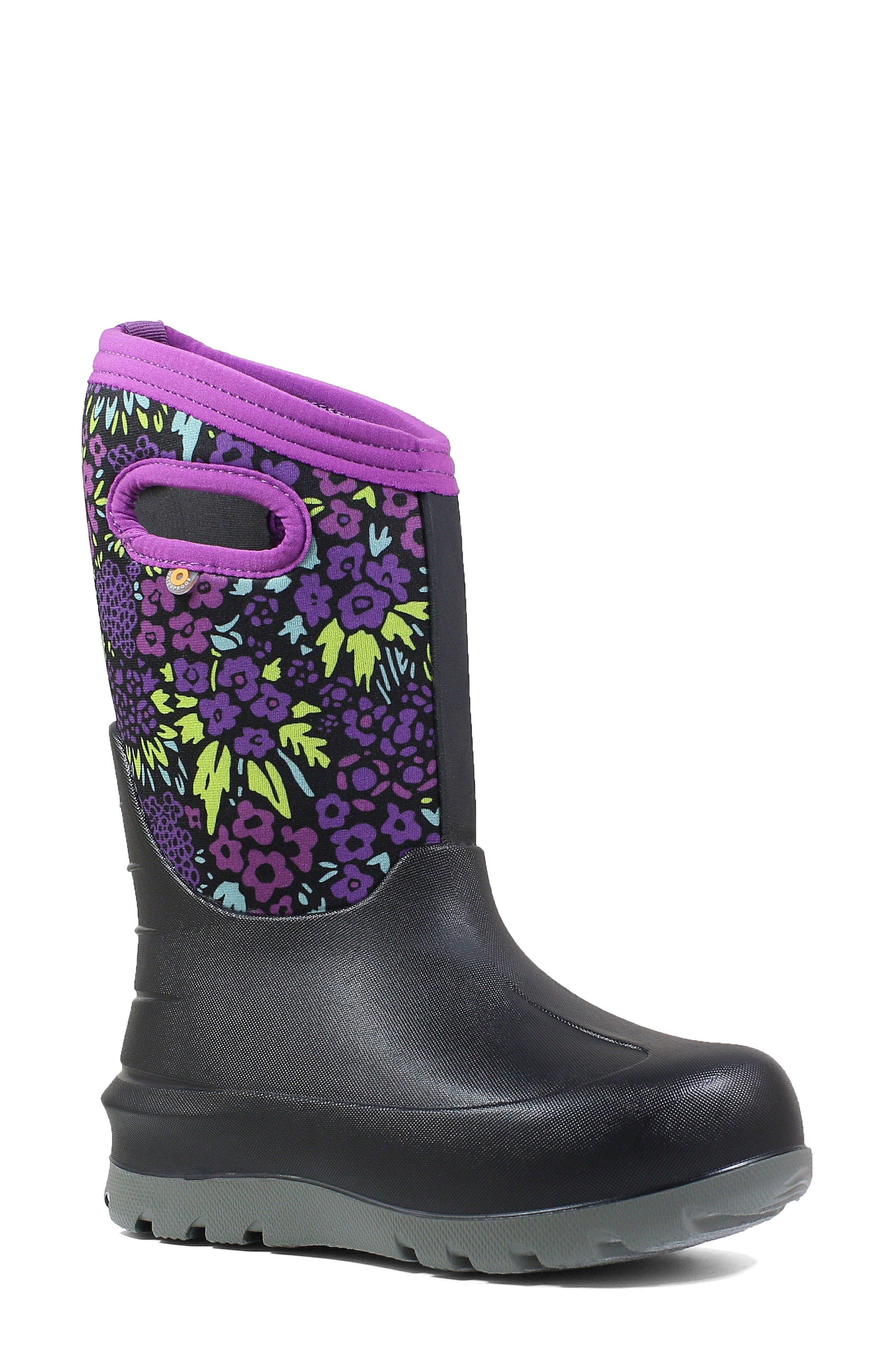 Image of Bogs Neo Classic Northwest Garden Insulated Waterproof Boots