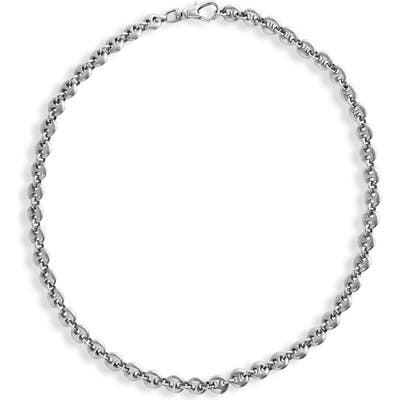 Sophie Buhai Small Circle Link Necklace