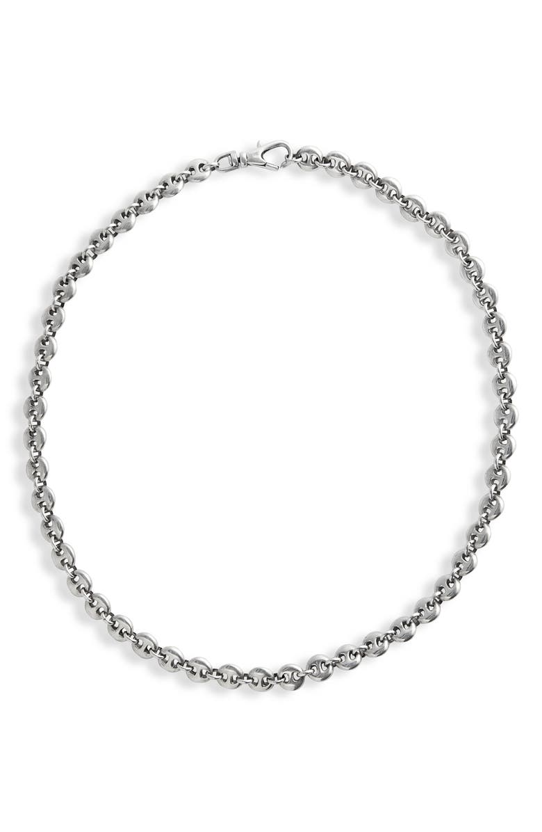 SOPHIE BUHAI Small Circle Link Necklace, Main, color, 040