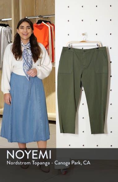 Peace Crop Chino Pants, sales video thumbnail