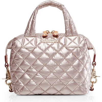 Mz Wallace Micro Sutton Bag - Pink