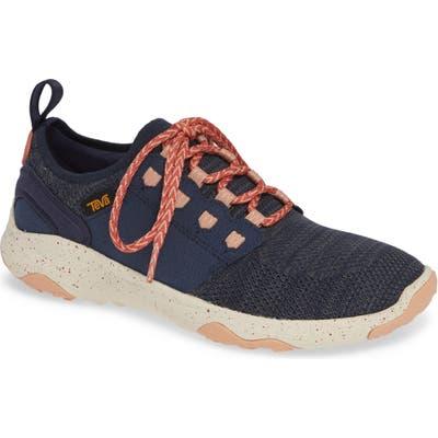 Teva Arrowood 2 Waterproof Knit Sneaker, Blue