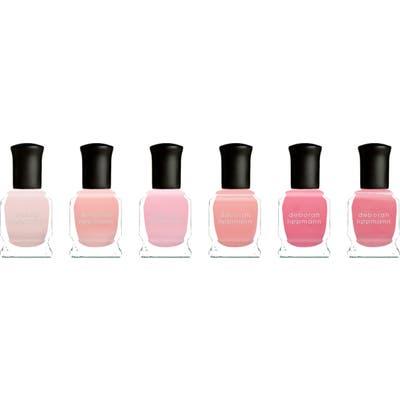 Deborah Lippmann Make Me Blush Gel Lab Pro Color Nail Polish Set - No Color