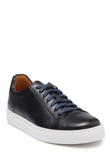 Image of Magnanni Curvo Leather Sneaker