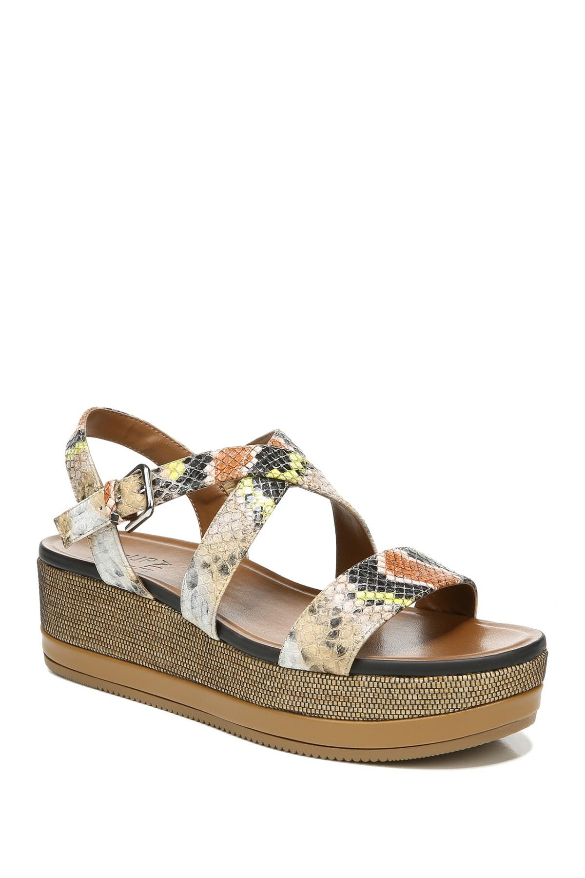 Image of Naturalizer Nadira Wedge Sandal