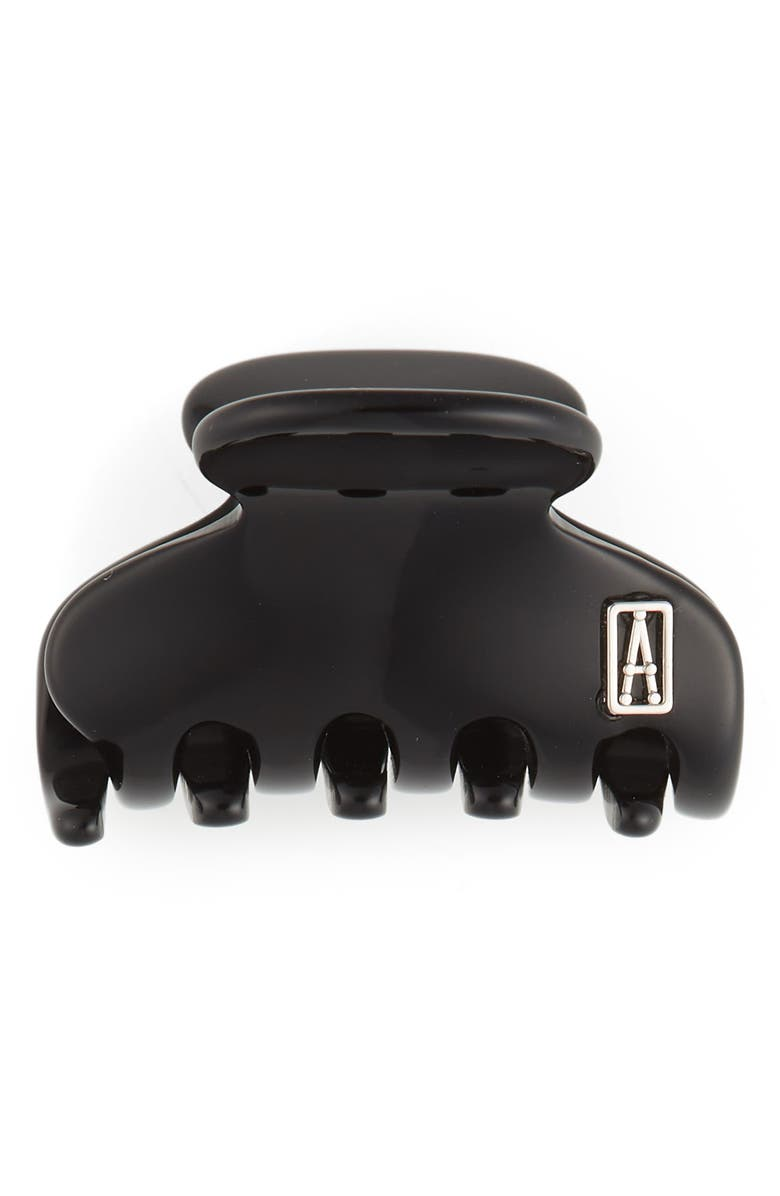 ALEXANDRE DE PARIS Hair Clip, Main, color, BLACK