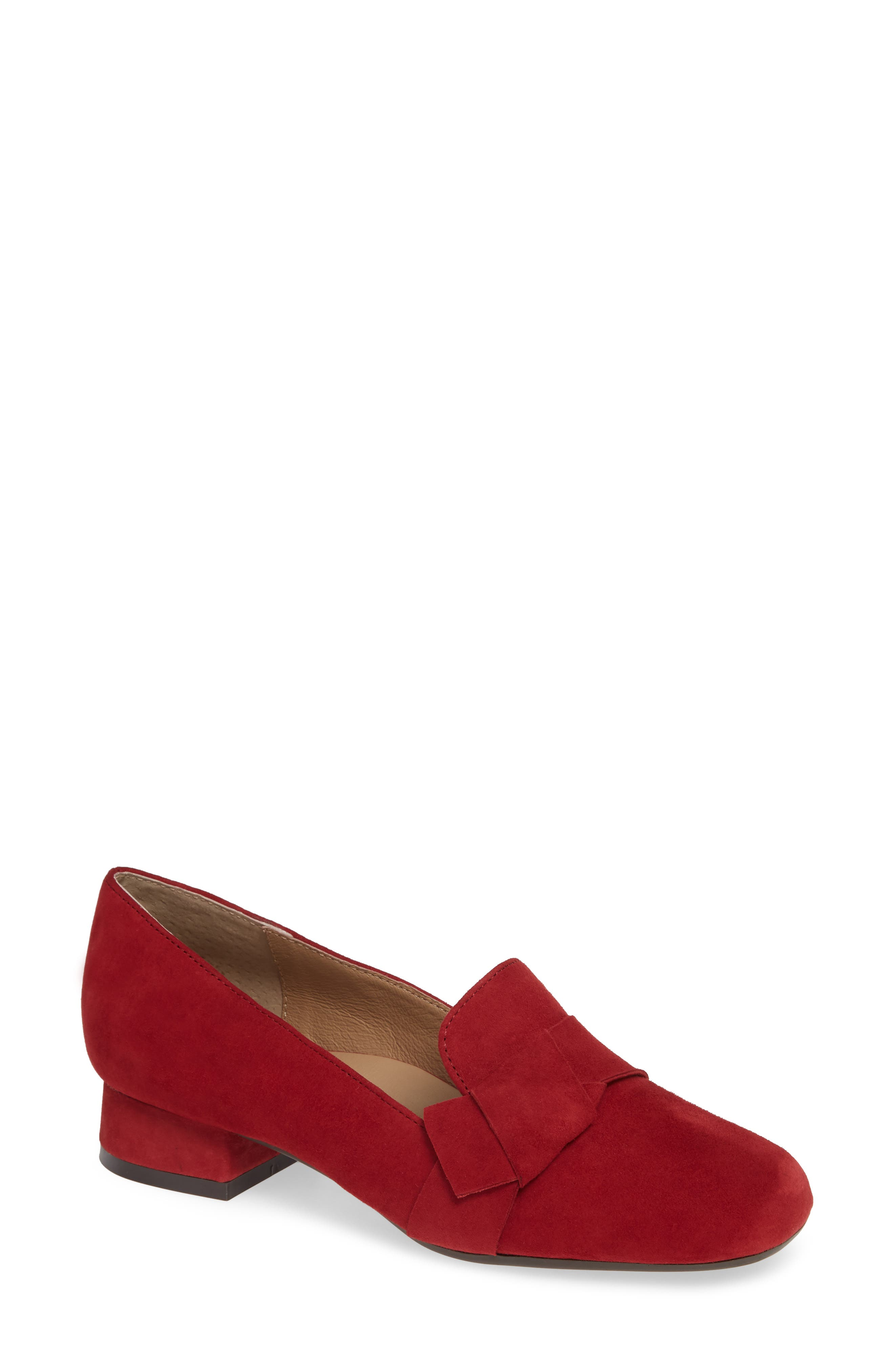 Bettye Muller Concepts Grand Pump- Red