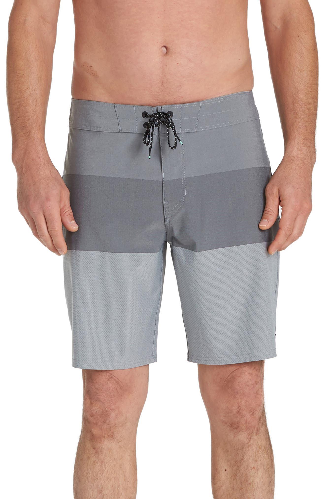 Billabong Airlite Board Shorts, Grey