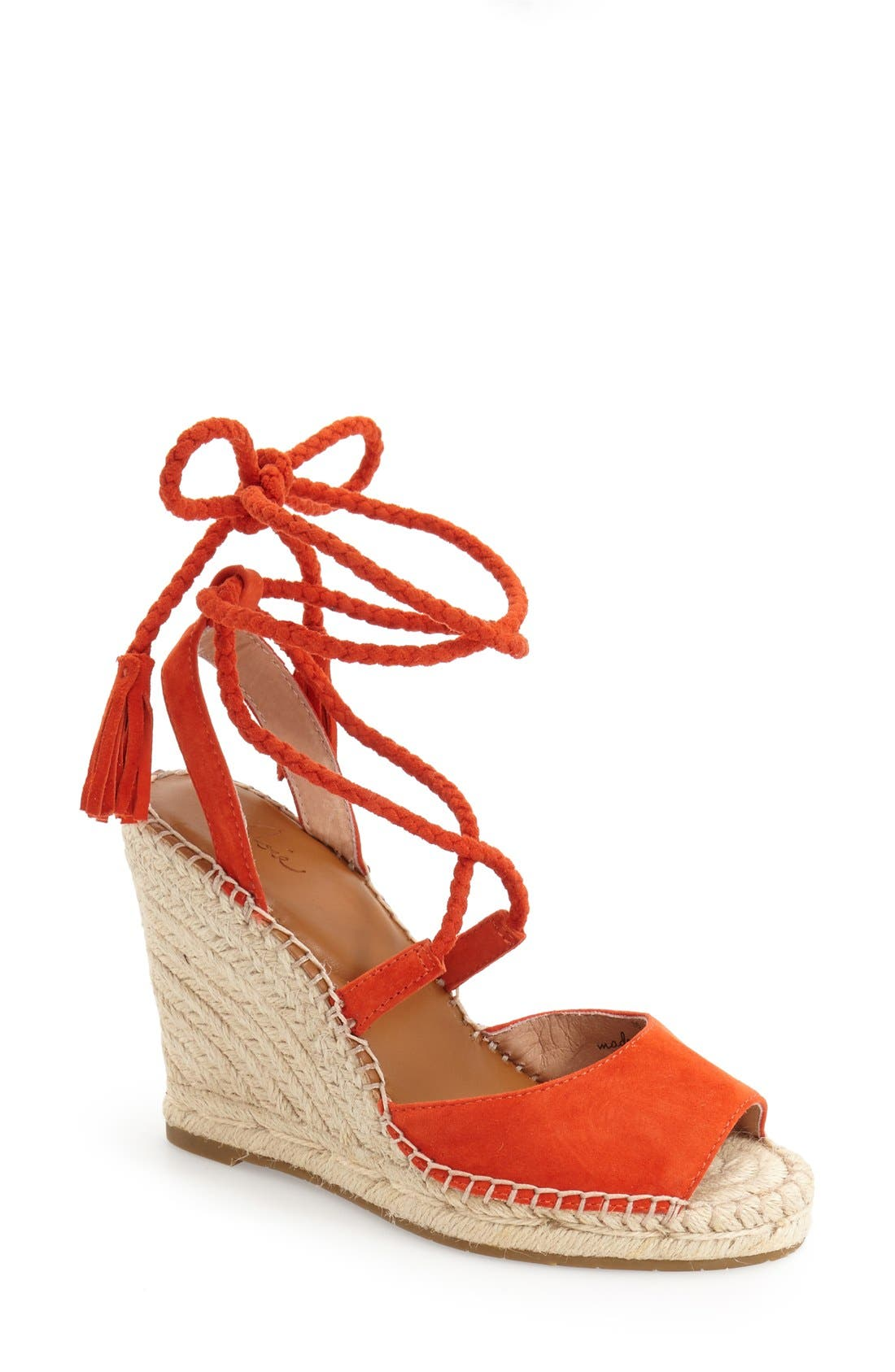 ,                             'Phyllis' Espadrille Wedge,                             Main thumbnail 16, color,                             850