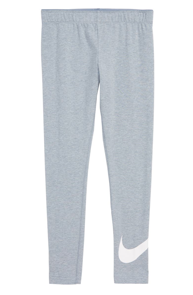 NIKE Sportswear Swoosh Leggings, Main, color, 025