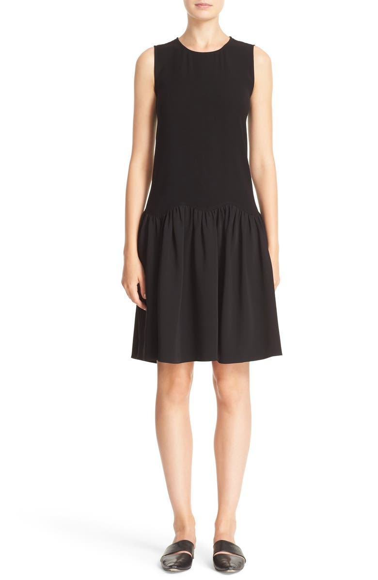 OPENING CEREMONY Drop Waist Dress, Main, color, 001