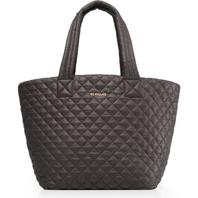 Mz Wallace Medium Metro Quilted Nylon Tote -