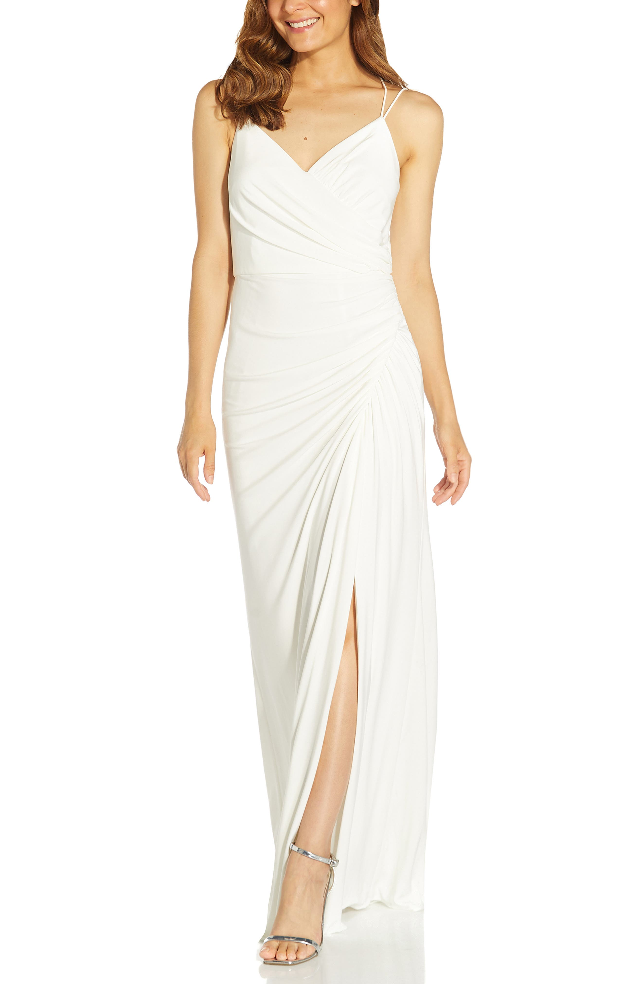 Jersey Mermaid Gown