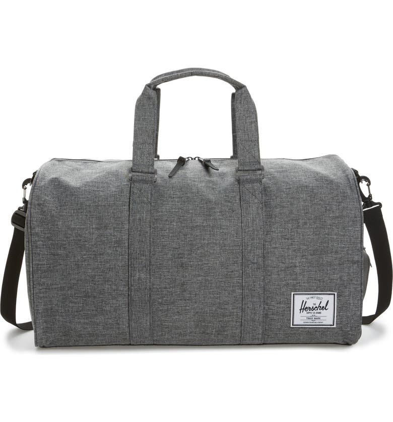 HERSCHEL SUPPLY CO. Novel Duffle Bag, Main, color, 084