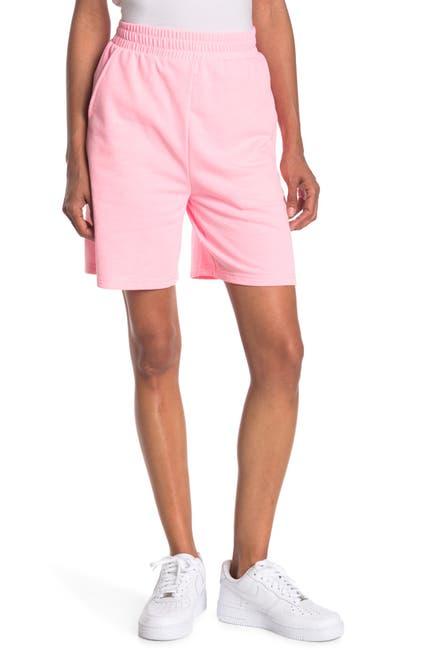 Image of Elodie Knit Bermuda Shorts