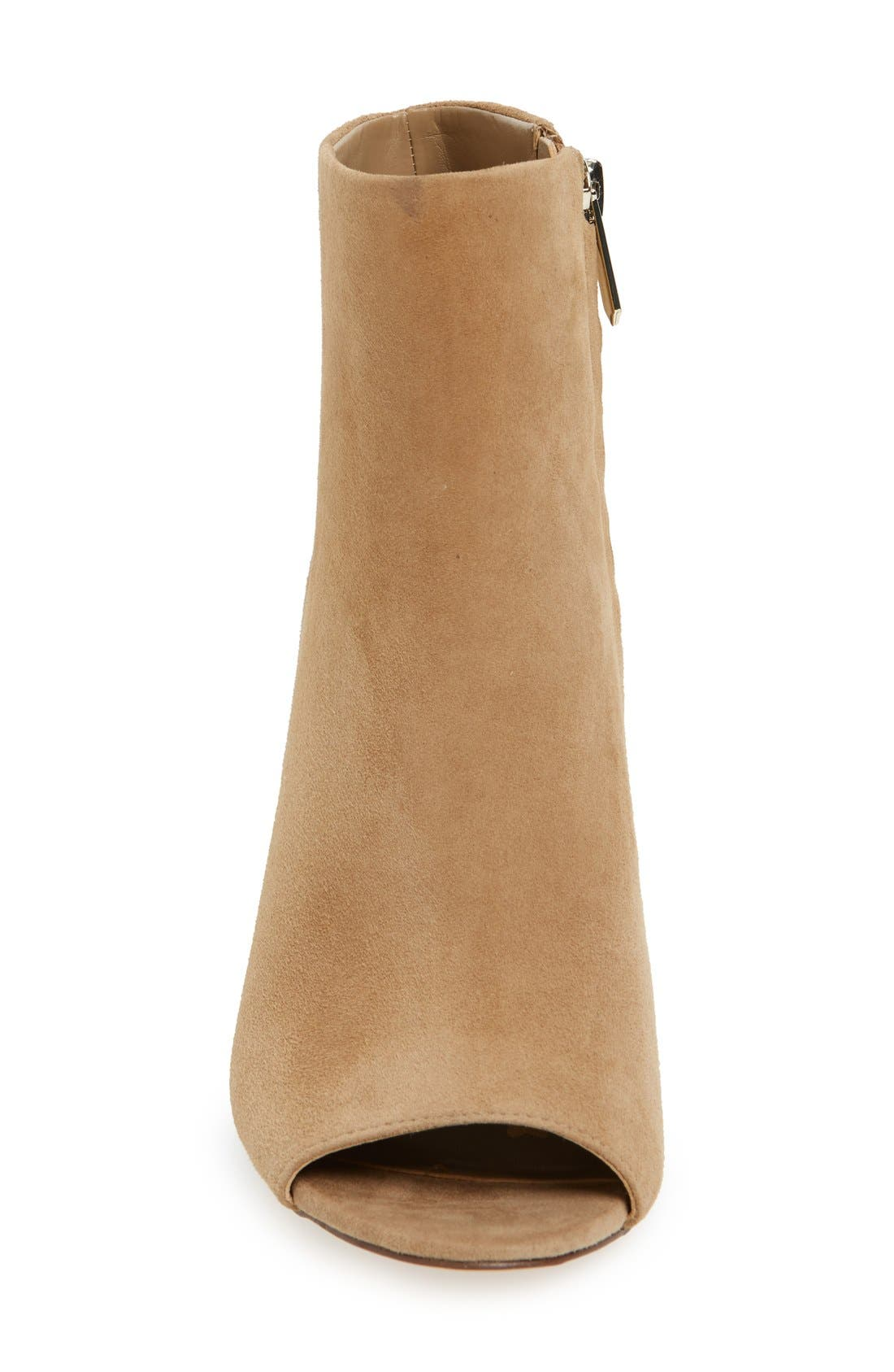 ,                             'Yarin' Open Toe Bootie,                             Alternate thumbnail 8, color,                             250