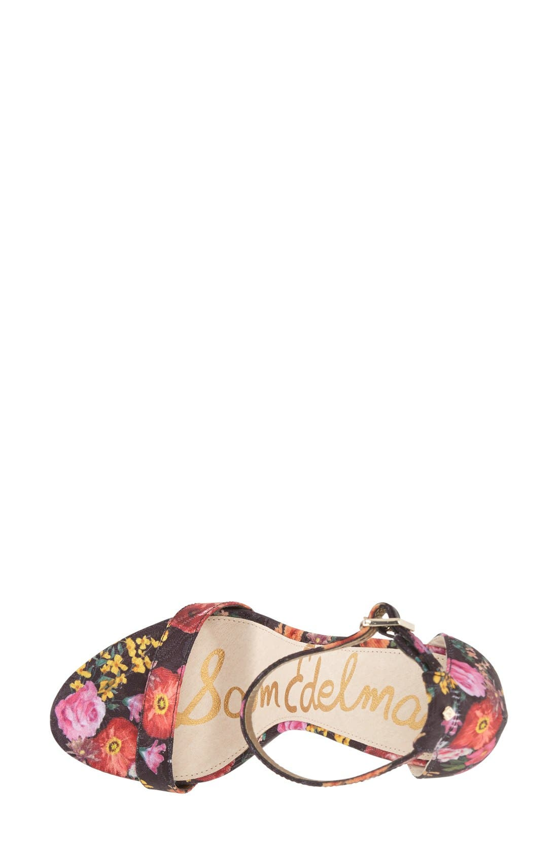 ,                             'Eleanor' Ankle Strap Sandal,                             Alternate thumbnail 44, color,                             009