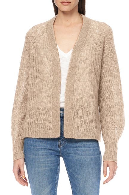 Image of 360 Cashmere Ines Open Front Cardigan