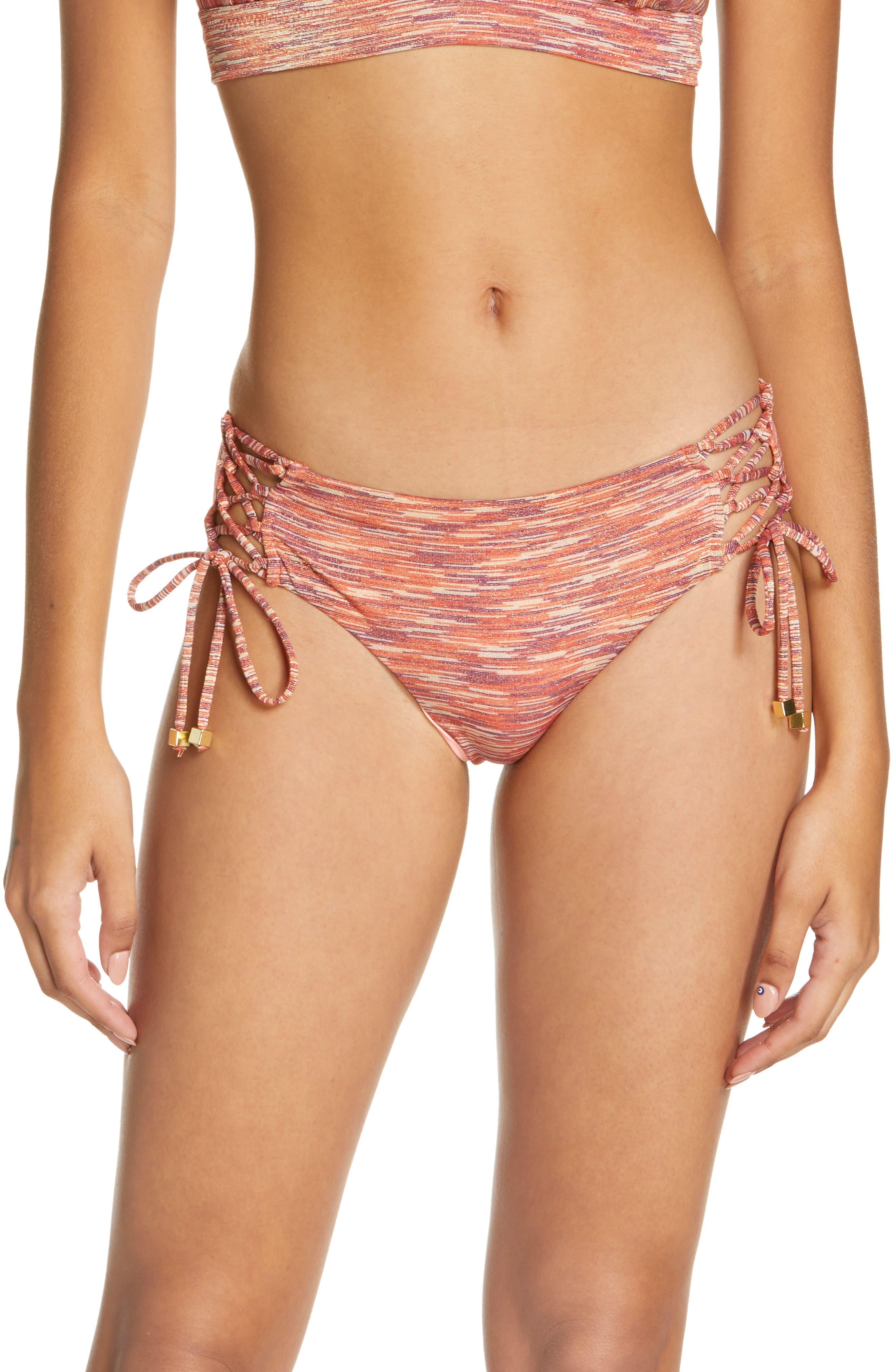 'Stripe' Bikini Bottoms