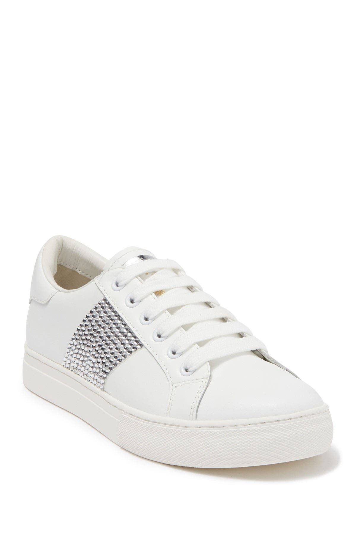 Image of Marc Jacobs Empire Studded Leather Sneaker