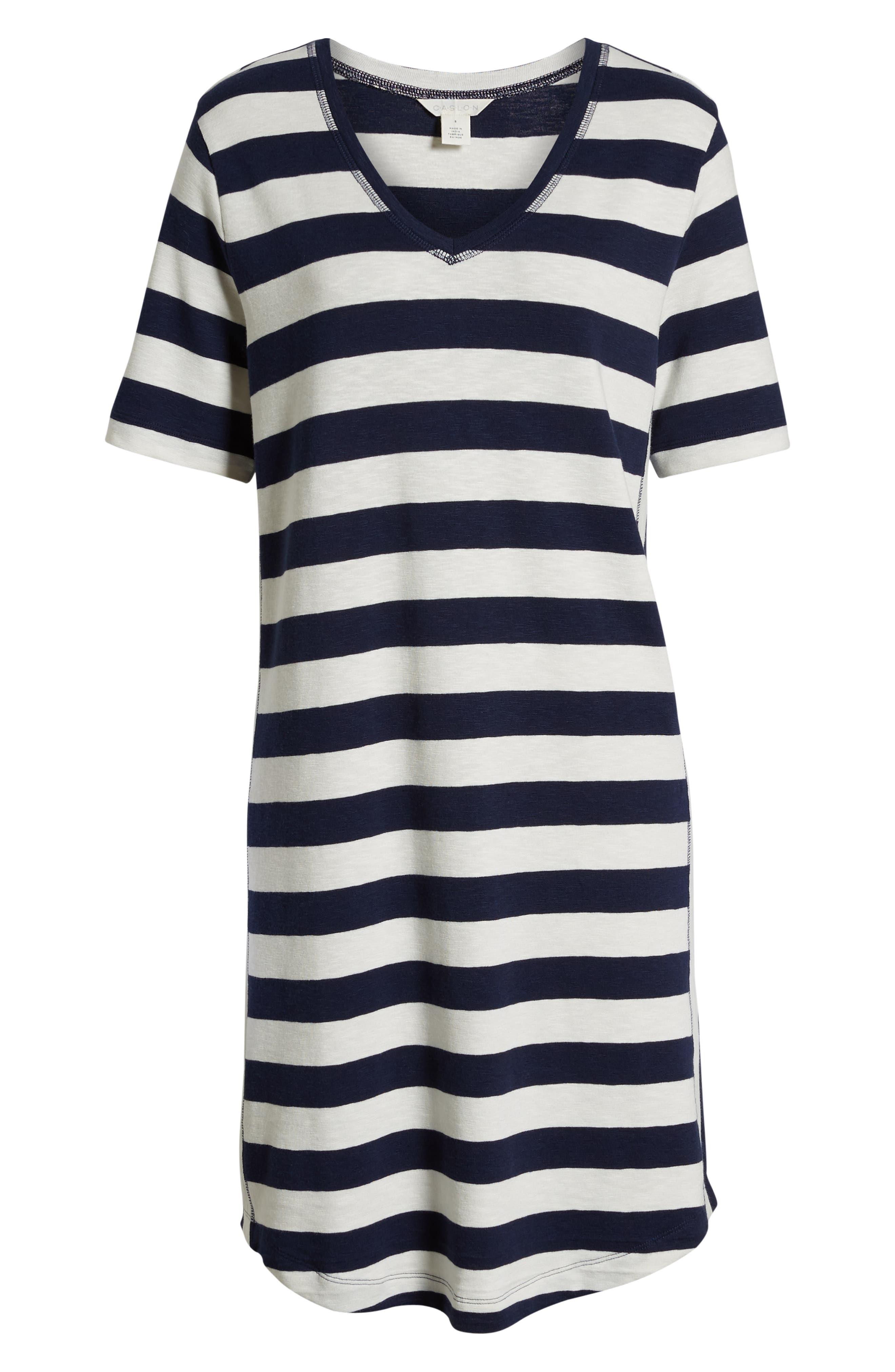 ,                             Slub Knit Dress,                             Alternate thumbnail 27, color,                             410