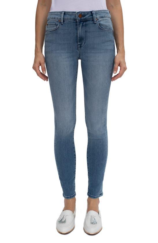FIDELITY DENIM Jeans SOLA MID RISE SKINNY JEANS