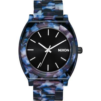 Nixon The Time Teller Acetate Bracelet Watch, 40Mm