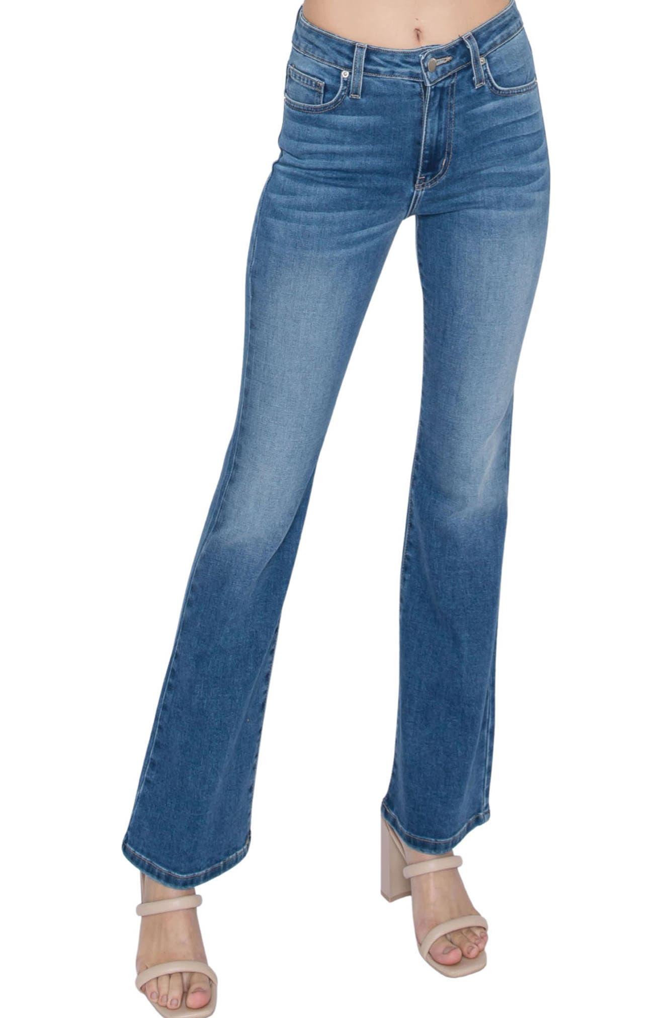 L.T.J. Women's L.T.J Bambino Baby Bootcut Jeans