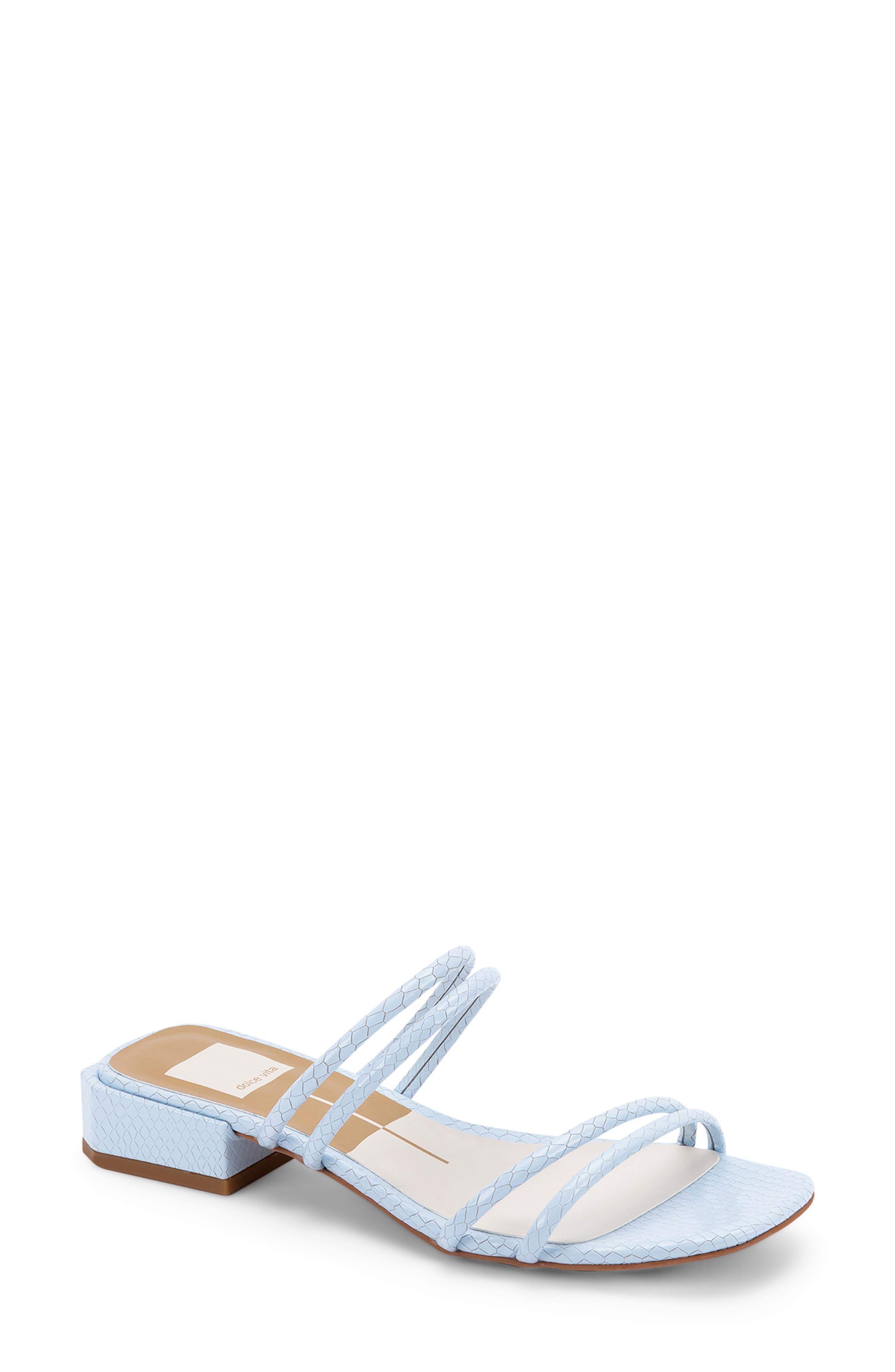 Haize Strappy Slide Sandal