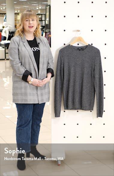 Medin Crewneck Cashmere Sweater, sales video thumbnail