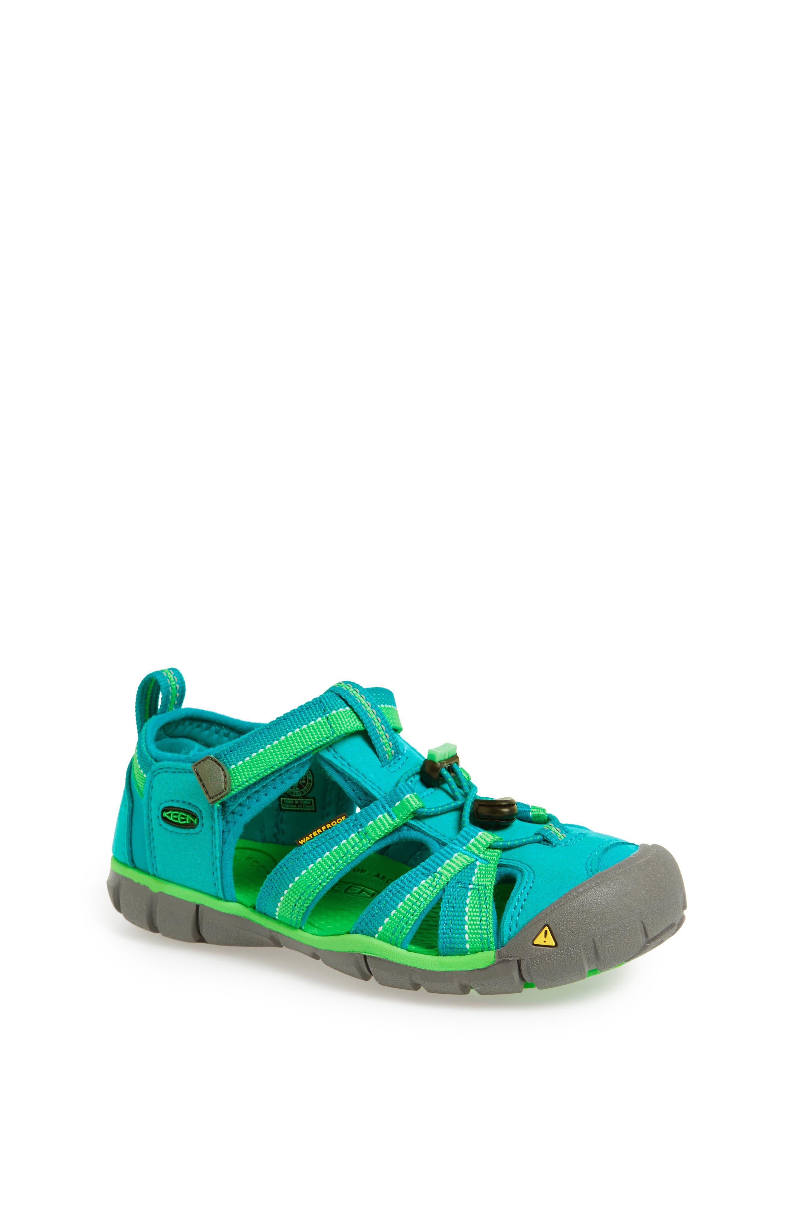 ,                             'Seacamp II' Water Friendly Sandal,                             Alternate thumbnail 193, color,                             435
