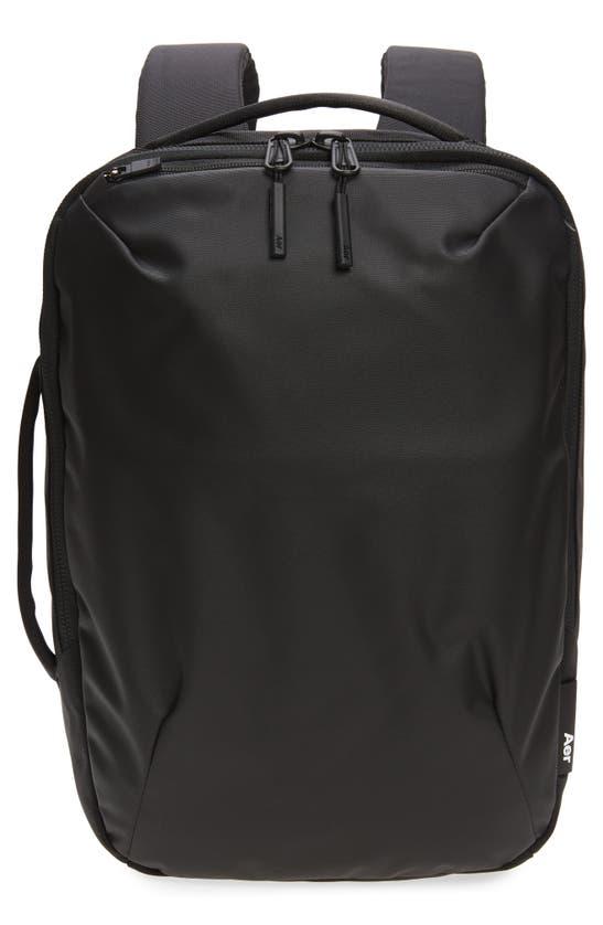 Aer Slim Backpack In Black