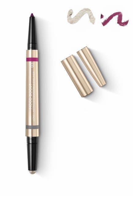Image of Kiko Milano Mood Boost Long Lasting Eyeshadow & Eyeliner - 03 Burgundy/Taupe