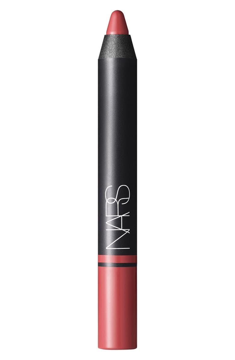 NARS Satin Lip Pencil, Main, color, EXBURY