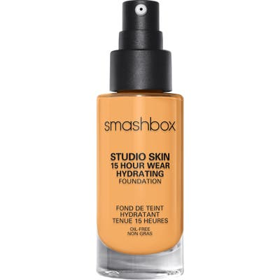 Smashbox Studio Skin 15 Hour Wear Hydrating Foundation - 3.05 Medium Warm Golden